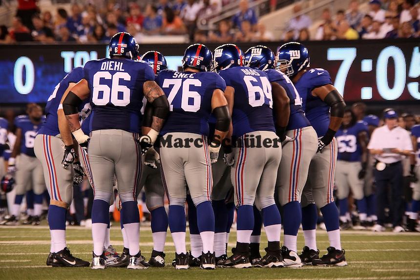 Besprechung Giants