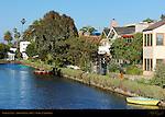 Venice Canal, Abbot Kinney 1905, Venice, California