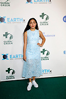 LOS ANGELES - FEB 28:  Allegra Acosta at the 15th Annual Global Green Pre-Oscar Gala at the NeueHouse on February 28, 2018 in Los Angeles, CA