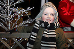 Conor Dunne at the Arrival of Santa and the turning on of the Christmas Lights in Dunleer...(Photo credit should read Jenny Matthews www.newsfile.ie)....This Picture has been sent you under the conditions enclosed by:.Newsfile Ltd..The Studio,.Millmount Abbey,.Drogheda,.Co Meath..Ireland..Tel: +353(0)41-9871240.Fax: +353(0)41-9871260.GSM: +353(0)86-2500958.email: pictures@newsfile.ie.www.newsfile.ie.