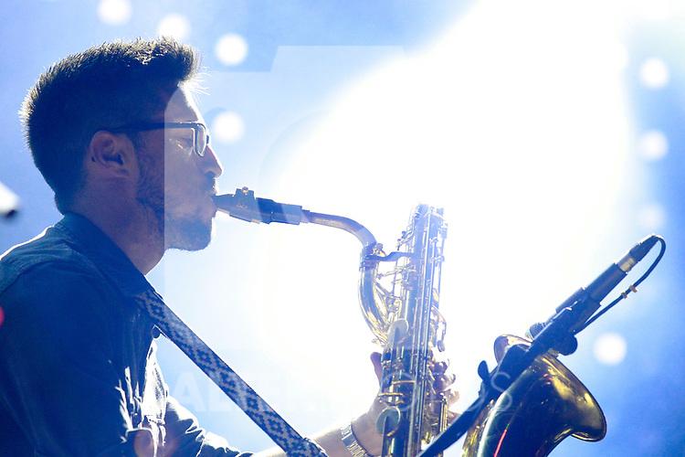 Palencia Sonora Festival. David Carrasco. June 10, 2017. (ALTERPHOTOS/Acero)
