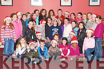 Crackers: The children of the Shannonstar Stageschool in Ballybunion who are ready to perform The Christmas Kracker at the Tintean Theatre in Ballybunion this Friday night at 8pm.   Copyright Kerry's Eye 2008
