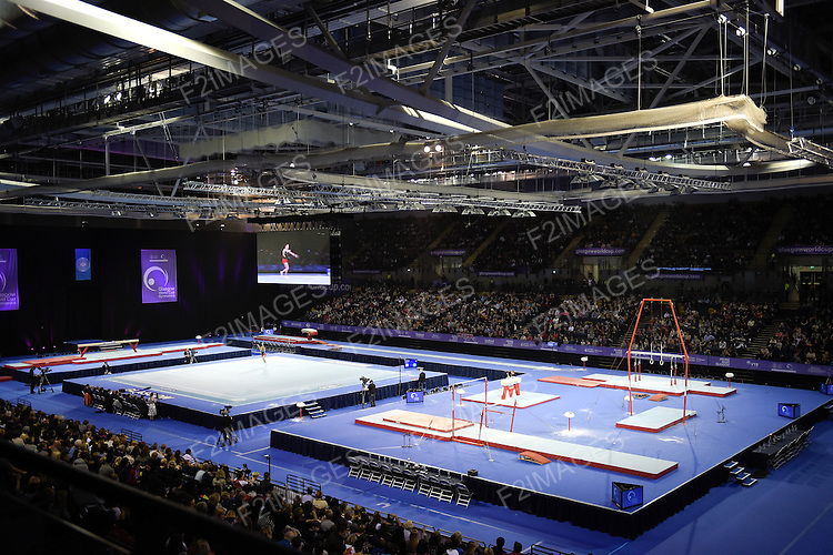 Glasgow World Cup 6.12.14. Emirates Arena Glasgow.