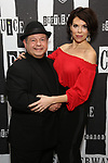 Danny Rutigliano and Jill Abramovitz attends Broadway's 'Beetlejuice' - First Look Photo Call at Subculture  on February 28, 2019 in New York City.