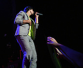 Joe Jonas sings at Allentown Fair Grounds on Saturday August 30, 2008. Photo by jane therese