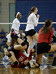 UK Volleyball 2012: NCAA Round 2 v. Ohio State