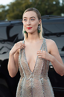 Saoirse Ronan attends the 76th Annual Golden Globe Awards at the Beverly Hilton in Beverly Hills, CA on Sunday, January 6, 2019.<br /> *Editorial Use Only*<br /> CAP/PLF/HFPA<br /> Image supplied by Capital Pictures