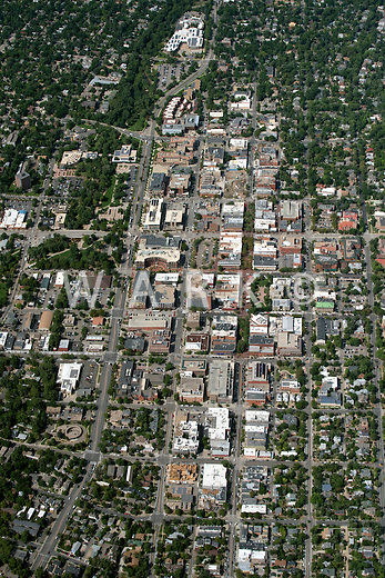 Downtown Boulder, Colorado. Aug 21, 2014.  813051