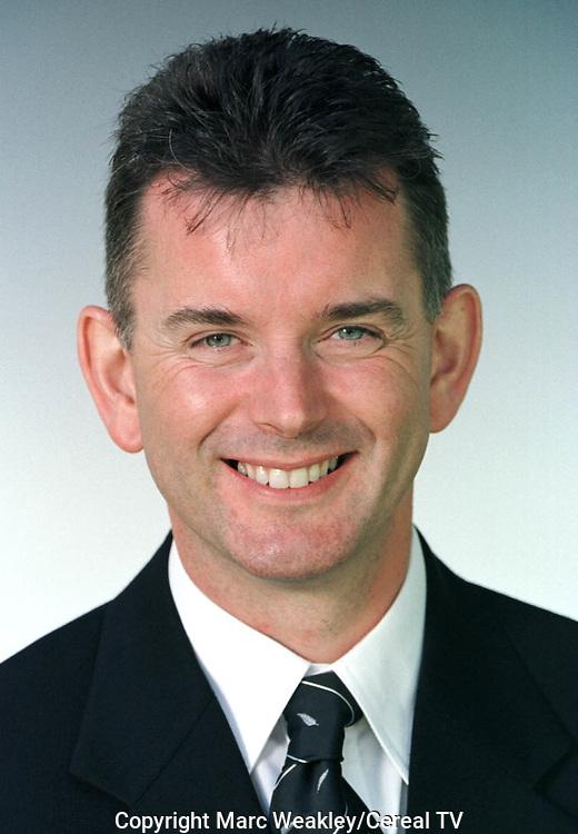 Stuart McMain (Dr). Under 19 Portraits, 2000