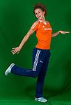 AMSTELVEEN- HOCKEY - MARIA VERSCHOOR .  lid van de trainingsgroep van het Nederlands dames hockeyteam. COPYRIGHT KOEN SUYK