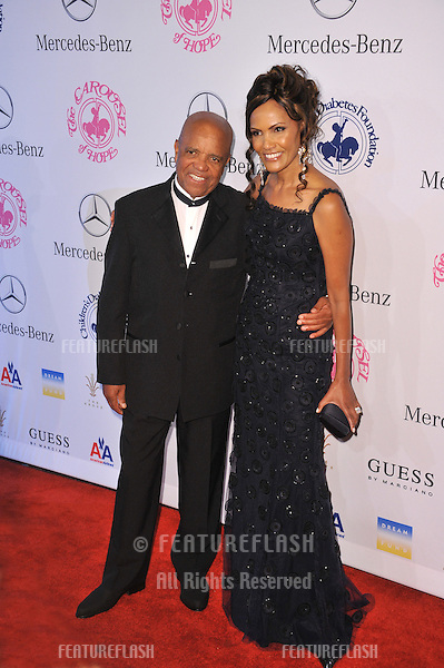 Berry Gordy Jr. at the 26th Carousel of Hope Gala at the Beverly Hilton Hotel..October 20, 2012  Beverly Hills, CA.Picture: Paul Smith / Featureflash