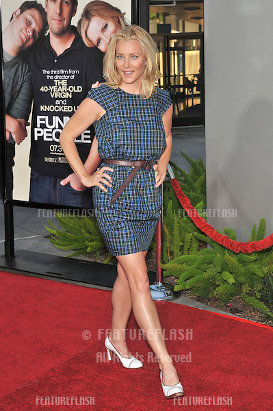 """Angela Featherstone at the world premiere of """"Funny People"""" at the Arclight Theatre, Hollywood..July 20, 2009  Los Angeles, CA.Picture: Paul Smith / Featureflash"""