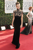 BEVERLY HILLS, CA - JANUARY 13: Giuliana Rancic at the 70th Annual Golden Globe Awards at the Beverly Hills Hilton Hotel in Beverly Hills, California. January 13, 2013. Credit: mpi29/MediaPunch Inc. /NortePhoto