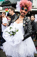 Marriage Equality Rally, Sydney Tylor Square 31.05.15