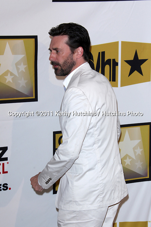 LOS ANGELES - JUN 20:  Jon Hamm arriving at the 1st Annual Critics' Choice Television Awards at Beverly Hills Hotel on June 20, 2004 in Beverly Hills, CA