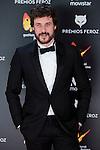 Daniel Grao attends to the Feroz Awards 2017 in Madrid, Spain. January 23, 2017. (ALTERPHOTOS/BorjaB.Hojas)