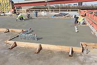 Boathouse at Canal Dock Phase II   State Project #92-570/92-674 Construction Progress Photo Documentation No. 08 on 21 February 2017. Image No. 17