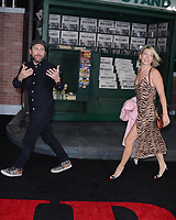 "LOS ANGELES - OCT 24:  Charlie Day, Mary Elizabeth Ellis at ""The Irishman"" Premiere at the TCL Chinese Theater IMAX on October 24, 2019 in Los Angeles, CA"