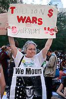 Occupy Wall Street 10/9/11