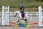Class 1. Unaffiliated showjumping. Brook Farm Training Centre. Essex. UK. 06/07/2019. ~ MANDATORY Credit Garry Bowden/Sportinpictures - NO UNAUTHORISED USE - 07837 394578