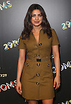"Bollywood and 'Quantico' star Actress Priyanka Chopra Attends  Refinery29'S Opening Night of ""29Rooms: Powered by People"" During NYFW Held in Brooklyn, NY"