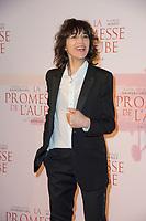 CHARLOTTE GAINSBOURG - PREMIERE DU FILM 'LA PROMESSE DE L'AUBE' AU GAUMONT CAPUCINES DE PARIS LE 12 DECEMBRE 2017. # PREMIERE DU FILM 'LA PROMESSE DE L'AUBE' A PARIS
