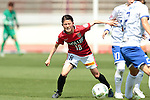 Hanae Shibata (Reds Ladies), <br /> MAY 7, 2016 - Football / Soccer : <br /> Plenus Nadeshiko League 2016 <br /> between Urawa Reds Ladies 1-0 Iga FC Kunoichi <br /> at Saitama Urawa Komaba Stadium in Saitama, Japan. <br /> (Photo by AFLO SPORT)