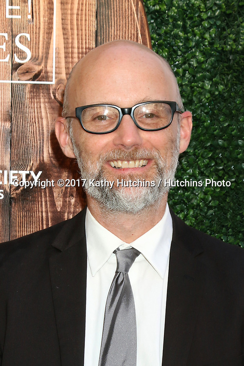 LOS ANGELES - APR 22:  Moby at the 2017 The Humane Society Gala at Parmount Studios on April 22, 2017 in Los Angeles, CA