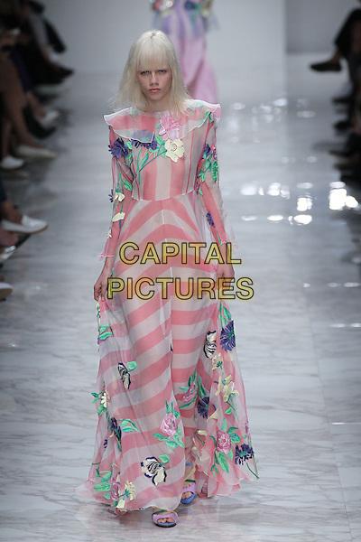 BLUMARINE<br /> Milan Fashion Week, Ready to Wear,Spring Summer 2016, Milan, Italy September 25, 2015.<br /> CAP/GOL<br /> &copy;GOL/Capital Pictures