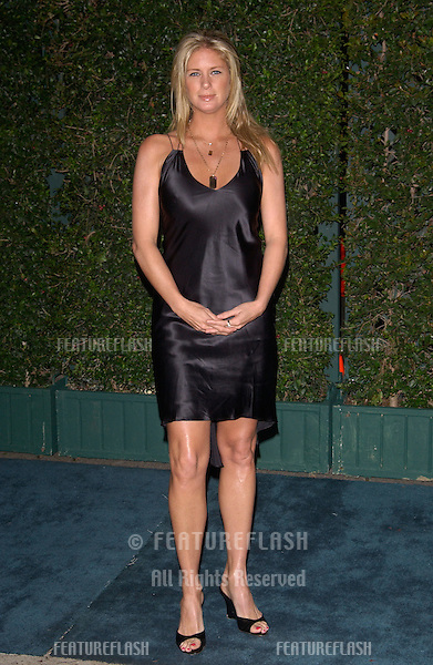 Nov 17, 2004; Los Angeles, CA: Former model RACHEL HUNTER at the 14th Annual Environmental Media Awards in Los Angeles..