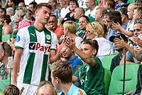 GRONINGEN - Voetbal, Opendag FC Groningen, seizoen 2018-2019, 05-08-2018, FC Groningen speler Ajdin Hrustic