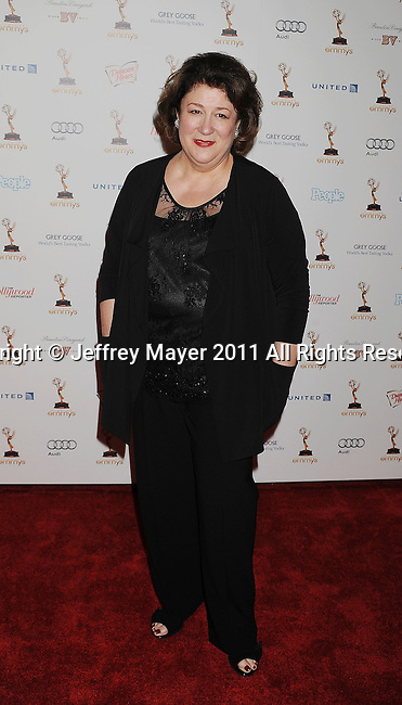 WEST HOLLYWOOD, CA - SEPTEMBER 16: Margo Martindale attends the 63rd Annual Emmy Awards Performers Nominee Reception held at the Pacific Design Center on September 16, 2011 in West Hollywood, California.