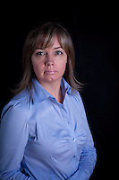 Headshots for Deb McDonald taken in 1 Athlete's Way, Vancouver BC