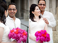 San Francisco Wedding Photographer, Jennifer and Ovais's Fairmont Hotel Wedding