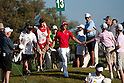 Ryo Ishikawa (JPN),.MARCH 22, 2012 - Golf :.Ryo Ishikawa of Japan touches with fan during the first round of the Arnold Palmer Invitational at Arnold Palmer's Bay Hill Club and Lodge in Orlando, Florida. (Photo by Thomas Anderson/AFLO)(JAPANESE NEWSPAPER OUT)