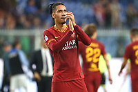 Chris Smalling of AS Roma <br /> Genova 20-10-2019 Stadio Luigi Ferraris <br /> Football Serie A 2019/2020 Sampdoria - AS Roma <br /> Photo Gino Mancini / Insidefoto