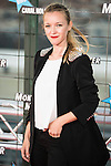 """Maria Esteve during the premiere of the American Film """"Money Monster"""" at the Roof of the Torre Picasso in Madrid. May 18 2016. (ALTERPHOTOS/Borja B.Hojas)"""