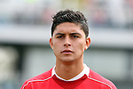 26 March 2016: Toluca's Alexis Marquez (MEX). The Carolina RailHawks of the North American Soccer League hosted Deportivo Toluca Futbol Club of LigaMX at WakeMed Stadium in Cary, North Carolina in an international friendly club soccer match. Toluca won the game 3-0.