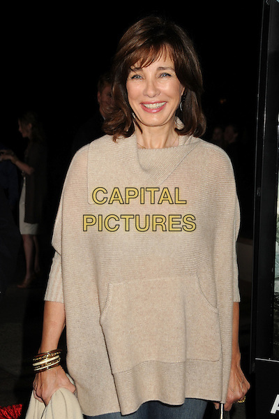"ANNE ARCHER . ""Waiting For Superman"" Los Angeles Premiere held at Paramount Studios, Los Angeles, California, USA..September 20th, 2010.half length top beige.CAP/ADM/BP.©Byron Purvis/AdMedia/Capital Pictures."
