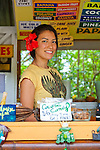 Huelo Lookout Fruit Stand, Road to Hana, Maui
