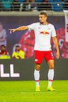07.10.2018, Red Bull Arena, Leipzig, GER, 1. FBL 2018/2019, RB Leipzig vs. 1. FC N&uuml;rnberg/Nuernberg,<br /> <br /> DFL REGULATIONS PROHIBIT ANY USE OF PHOTOGRAPHS AS IMAGE SEQUENCES AND/OR QUASI-VIDEO.<br /> <br /> im Bild<br /> <br /> <br /> Stefan Ilsanker (#13, RB Leipzig), <br /> <br /> Foto &copy; nordphoto / Dostmann