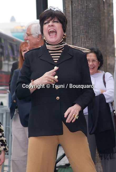 A good laugh from Joanne Worley at the  Dick Martin Star ceremony on the Hollywood walk of Fame in Los Angeles. April 2, 2002.           -            WorleyJoanne10.jpg