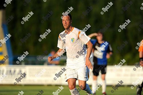 2012-07-25 / Voetbal / seizoen 2012-2013 / KFCO Wilrijk / Davy De Smedt..Foto: Mpics.be