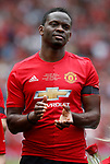 Louis Saha during the Michael Carrick Testimonial match at the Old Trafford Stadium, Manchester. Picture date: June 4th 2017. Picture credit should read: Simon Bellis/Sportimage