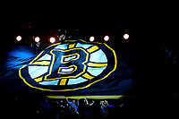 May 2, 2018: Fans pass a Bruins banner around the arena before the start of game three of the second round of the National Hockey League's Eastern Conference Stanley Cup playoffs between the Tampa Bay Lightning and the Boston Bruins held at TD Garden, in Boston, Mass. Tampa Bay defeats Boston 4-1. Eric Canha/CSM