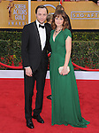 Vincent Kartheiser and Alexis Bledel at 19th Annual Screen Actors Guild Awards® at the Shrine Auditorium in Los Angeles, California on January 27,2013                                                                   Copyright 2013 Hollywood Press Agency