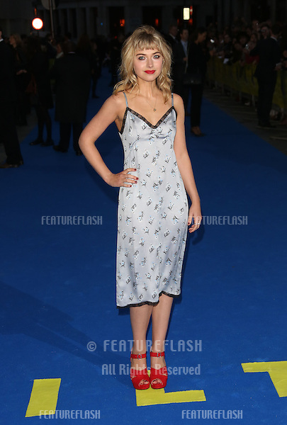 Imogen Poots arriving for the UK premiere of Filth held at the Odeon - Arrivals<br /> London. 30/09/2013 Picture by: Henry Harris / Featureflash
