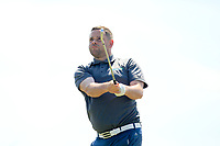 Fraser Carr (Kirkistown) on the 12th tee during Round 2 of the East of Ireland Amateur Open Championship 2018 at Co. Louth Golf Club, Baltray, Co. Louth on Sunday 3rd June 2018.<br /> Picture:  Thos Caffrey / Golffile<br /> <br /> All photo usage must carry mandatory copyright credit (&copy; Golffile | Thos Caffrey)