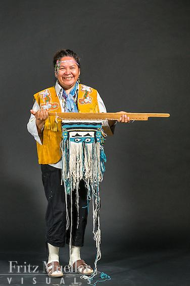 Adaka Cultural Festival 2016, Whitehorse, Yukon, Canada, Yukon First Nation Culture and Tourism Association, Kwanlin Dun Cultural Centre, Charlene Baker