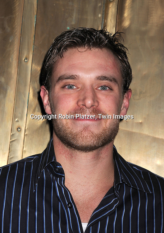 Billy Miller .at The All My Children Christmas Party on December 20, 2007 at Arena in New York City. .Robin Platzer, Twin Images